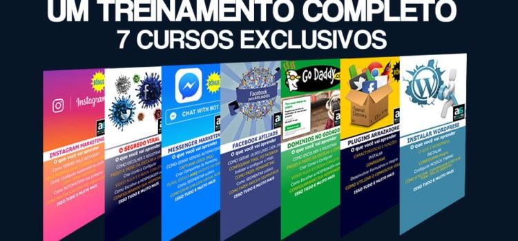 A maquina Digital usa treinamento completo trabalhar em casa online marketing digital afiliados com whatsapp Pedro Ocricciano